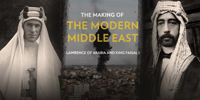 The Making of the Modern Middle East